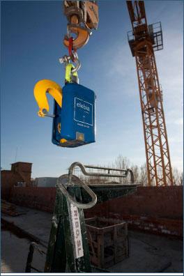 sector construccion torre - 建造业