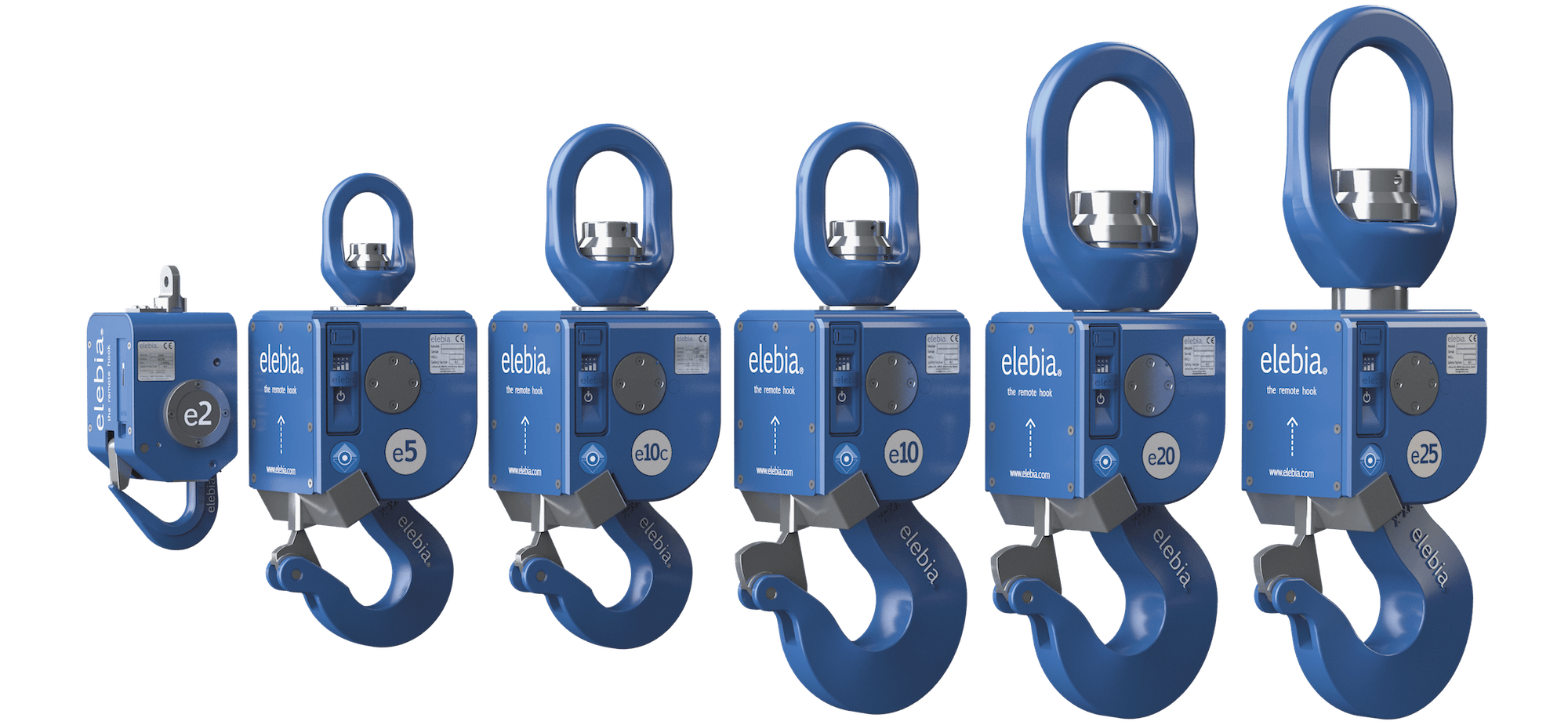 advantages of the automatic lifting hook
