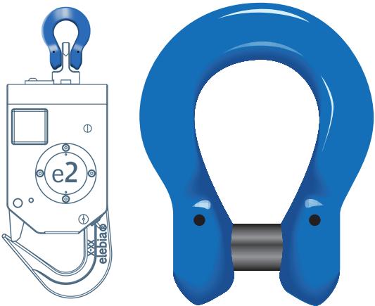toplink e2 omega 533x435 - Evo2自动吊钩的顶部吊环