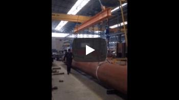 Large Steel Pipe - 应用视频