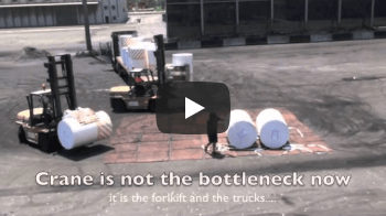 Port of Alicante - 应用视频
