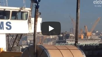 Unloading Steel Coils - 应用视频