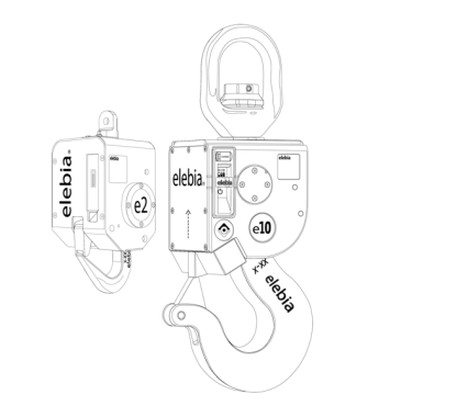 automatic lifting hooks