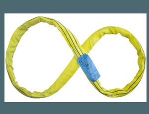 tubular sling - 纺织吊索