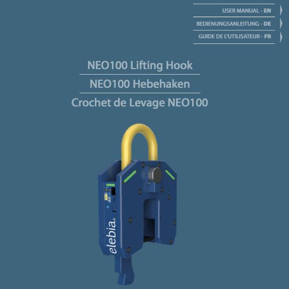NEO100 user manual - NEO100起重吊钩