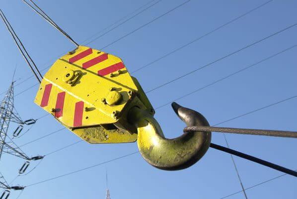 Forging Crane Laminated Crane Hooks - 吊钩类型