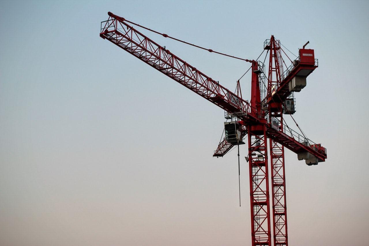 建筑起重机 - 建筑用起重机类型